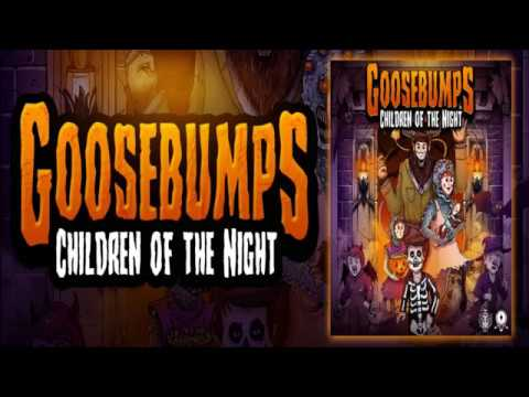 Goosebumps - Children of the Night [ Full Album ] Limited Cassette