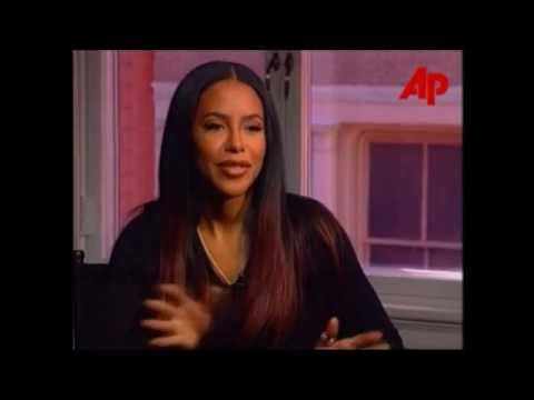 Aaliyah and Delroy Lindo talks on 'Romeo Must Die' *RARE*