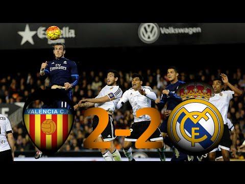 Валенсия – Реал Мадрид прямая видео трансляция онлайн в 19