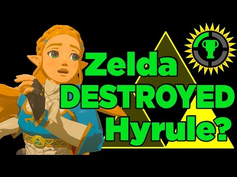 Thumbnail: Game Theory: The TRUTH behind the TRIFORCE (Zelda: Breath of the Wild)