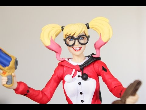 Pajama Party Harley Quinn Infinite Crisis figure review
