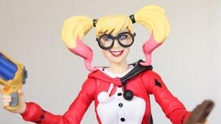 Pajama Party Harley Quinn Infinite Crisis figure review