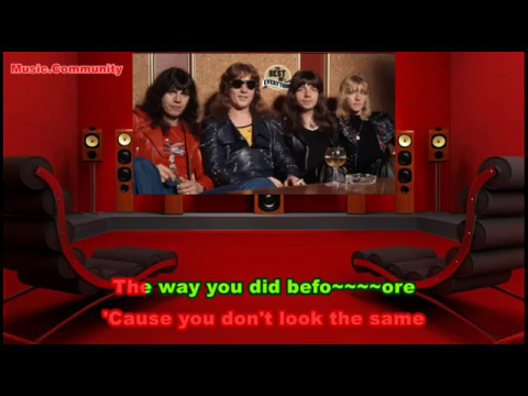 Karaoke - Sweet - Fox on the run