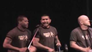 Axe Capoeira Toronto Batizado 2009 Vem Magalenha