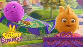 Cartoons for Children   SUNNY BUNNIES - SPECIAL FLYING CARPET   Funny Cartoons For Children