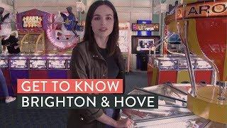 Get to know Brighton & Hove | University of Brighton