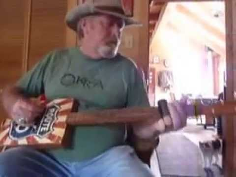 barkingwood cigar box guitars 3