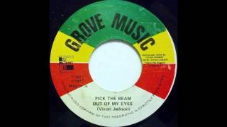 VIVIAN JACKSON - Pick The Beam Out Of My Eyes [1977]