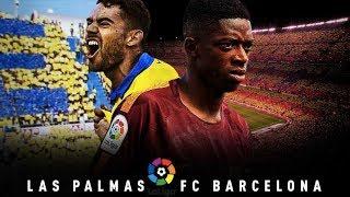 Las Palmas vs Barcelona, La Liga, 2018 - Match Preview