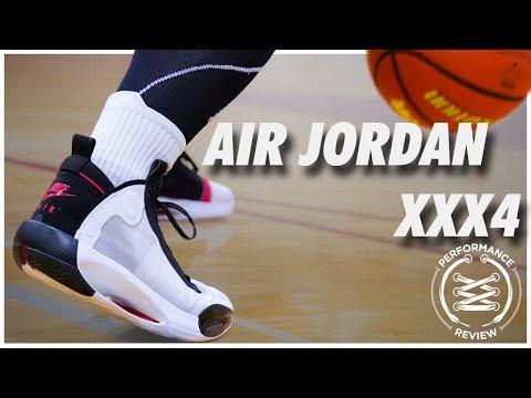 Air Jordan 34 Performance Review