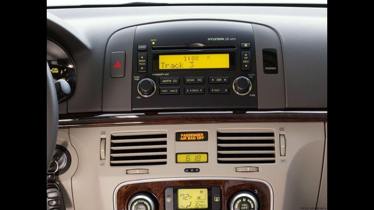 HC FOR HYUNDA Sonata 2006 2008 Car CD DVD Player GPS