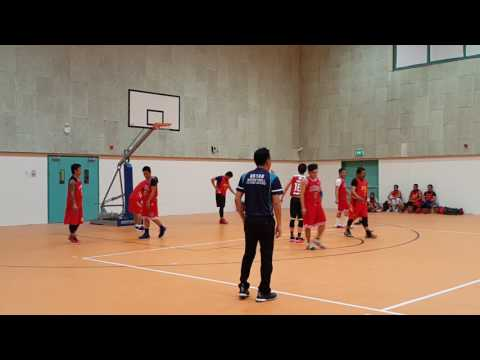 JCAB vs. Almeera 2nd QTR 06-01-2016 @ Desert Warriors League S3 5