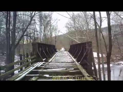 Hike on the Erie Spur to the Mahwah Ford Plant - 1-11-15