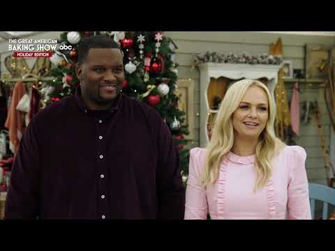 Week Two Bloopers - The Great American Baking Show: Holiday Edition