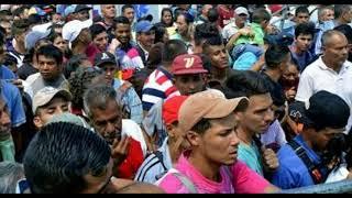 Mass Exodus Begins: Thousands Flee Venezuela Across Bridge to Colombia