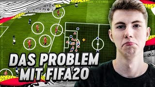 FIFA 20 Gameplay I Das Problem