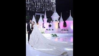 Сказочная свадьба принцессы Узбекистана Ганя Усмановы племянницы Алишера Усманова