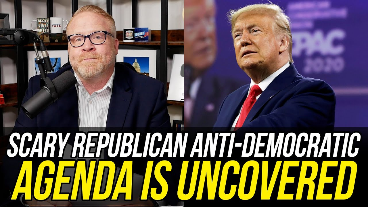 New Reporting Outlines Republicans Plans to Overturn Future Elections!
