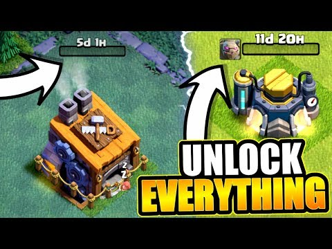 UNLOCKING THE ENTIRE NEW UPDATE!! - Clash Of Clans 2019 UPDATE!