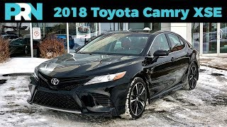Goodbye Beige, Hello Speed! | 2018 Toyota Camry XSE V6 | TestDrive Spotlight