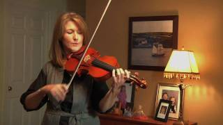 sheila falls slurring in irish fiddle music