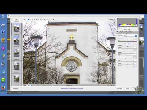 Shooting and Preparing Images for Google Streetview