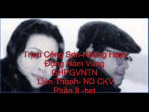 Trinh cong Son 8/het-( CS) nam vung- Lien Thanh