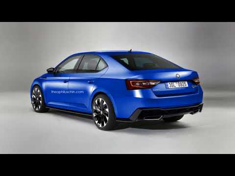 2018 skoda superb rs youtube. Black Bedroom Furniture Sets. Home Design Ideas
