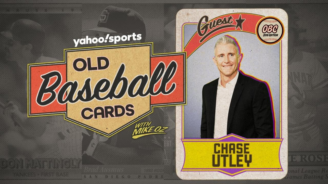 Dodgers Second Baseman Chase Utley Opens 25 Year Old Baseball Cards
