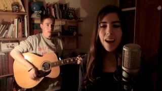 Gambar cover The lumineers - Ho Hey (cover Àngela & Markvs)
