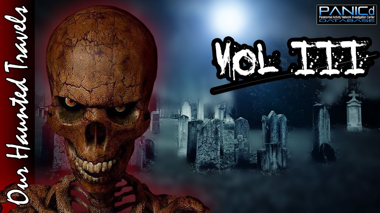 Christmas Ghost Stories - Vol 3 - Our Haunted Travels by: Our Haunted Travels - PANICd