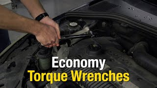 Economy Torque Wrenches: Garage Must-Have! Eastwood