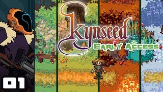 Let's Play Kynseed [Early Access] - PC Gameplay Part 1 - Pignanigans!