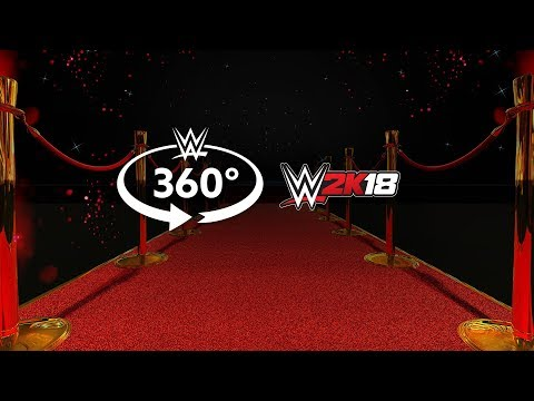 Thumbnail: WWE 2K18 SummerSlam Kickoff Event in 360°