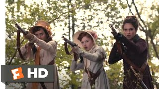 Pride and Prejudice and Zombies (2016) - Zombie Trap Scene (3/10) | Movieclips