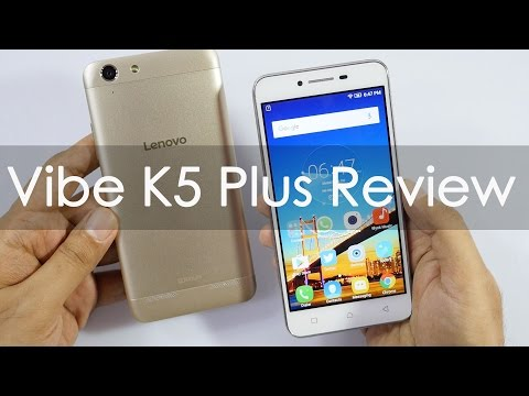Lenovo K5 Plus Budget Smartphone Review with Pros & Cons
