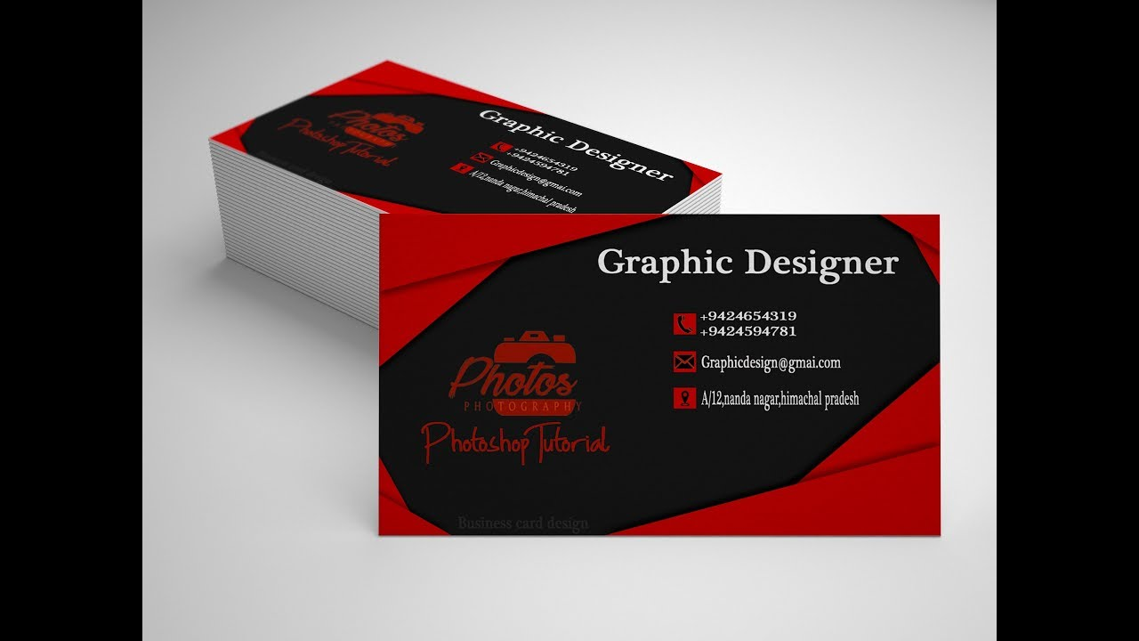 How to design business card in photoshop cc tutorial photoshop method how to design business card in photoshop cc tutorial reheart Gallery
