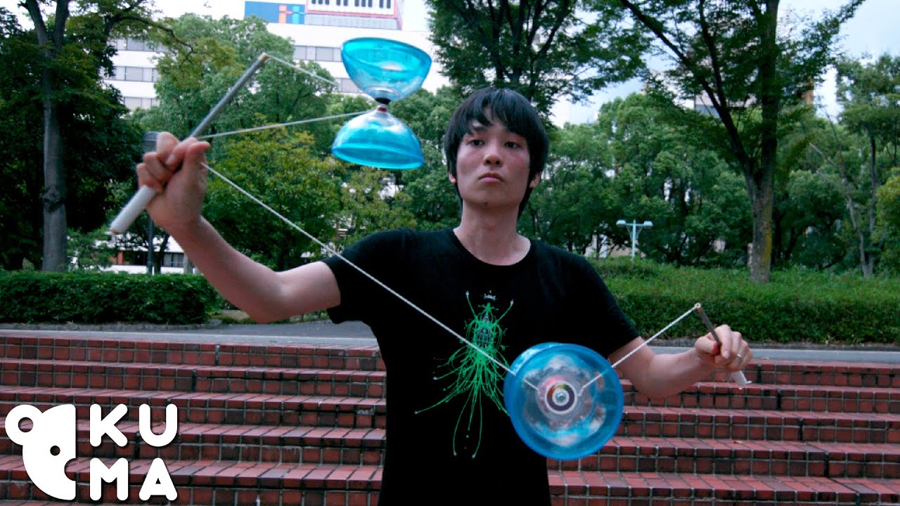 Download A Day with a Diabolo World Champion