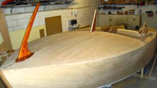 "Building Homemade 15"" Wooden Runabout"