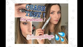 TEST en Direct ! Démaquillage à l'eau ?! Du volume sur mesure !?