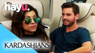 Scott's Mobile Office | Keeping Up With The Kardashians
