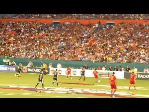 World Soccer Masters Tour 2012_MASTERS vs STARS @ Sunlife StadiumMiami