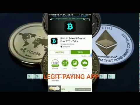 FREE BITCOIN SATOSHI FAUCET FREE BTC - ZELTS  💵LEGIT PAY TO COINBASE/XAPO💵