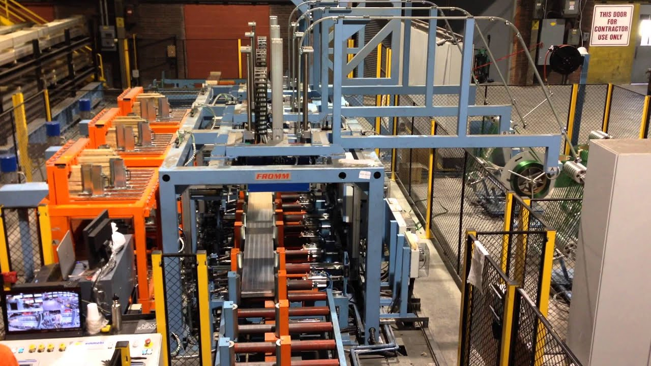 Fromm packaging automation italy youtube fromm packaging automation italy malvernweather Choice Image