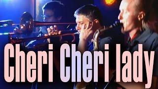 Cheri Cheri lady (Modern Talking) - «Jazz Dance Orchestra» in «First Music Club» 14/10/2012