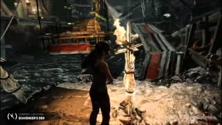 Tomb Raider Gameplay PC HD