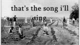 Song from a Cotton Field - Bessie Brown