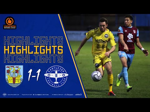 Weymouth Eastleigh Goals And Highlights