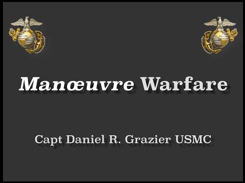 Manœuvre Warfare