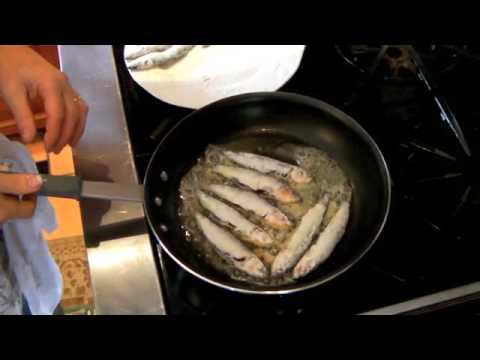 How to Make Fried Sardines